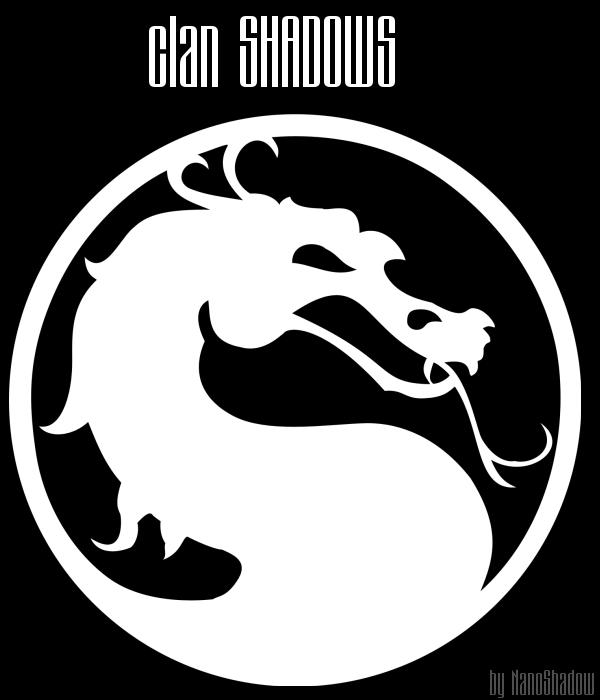 Как нарисовать логотип мортал комбата